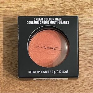 MAC Cream Colour Base in Improper Copper